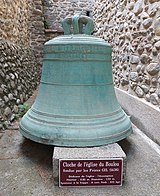 Le Boulou Church Bell 1436.jpg