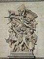 Le Depart des volontaires de 1792.001 - Arc de Triomphe de l'Étoile.jpg