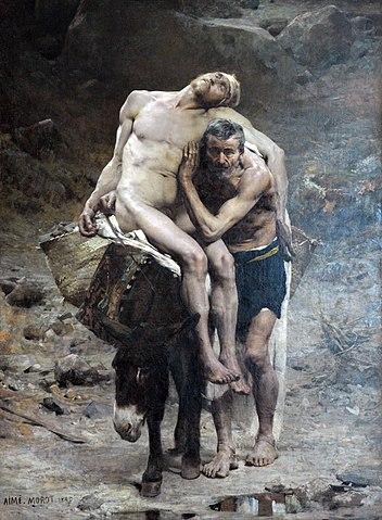 Resultado de imagem para good samaritan