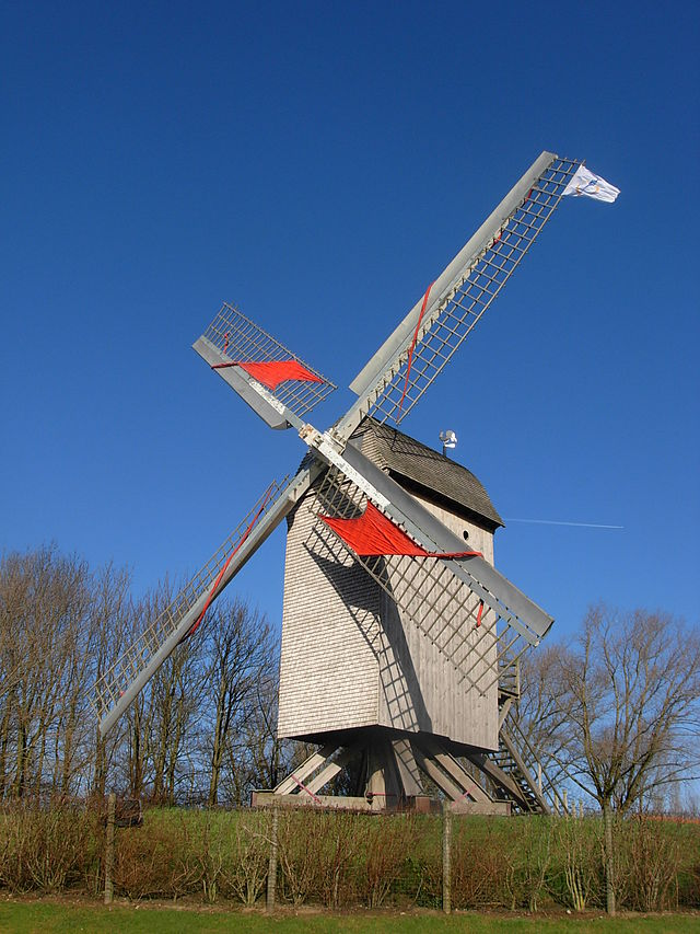 Moulins a vent du nord pas de calais for Bricolage moulin a vent en bois