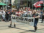 Leather Contingent Pride 2004.jpg