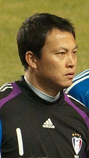 Lee Woon-jae South Korean footballer