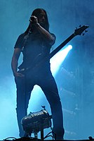 Legion of the Damned, Harold Gielen at Party.San Metal Open Air 2013.jpg