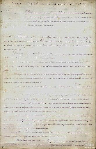 Rio Branco Law - Rio Branco Law. National Archives of Brazil