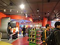 Leicester Square M&M's World interior in March 2012 3.JPG