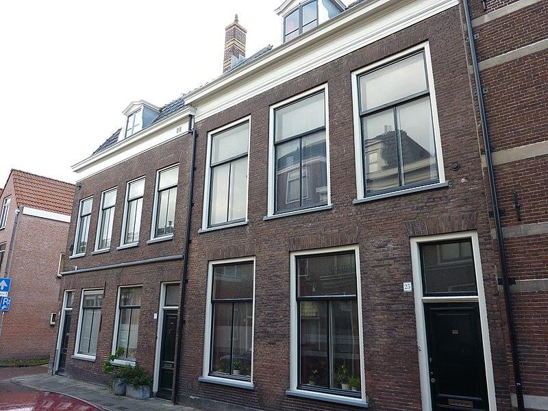 File:Leiden - Kraaierstraat 23-27.JPG