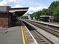 Leominster station - trackside view - geograph.org.uk - 846950.jpg