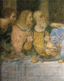The Last Supper (Leonardo da Vinci) - Wikipedia Da Vinci Last Supper Restored