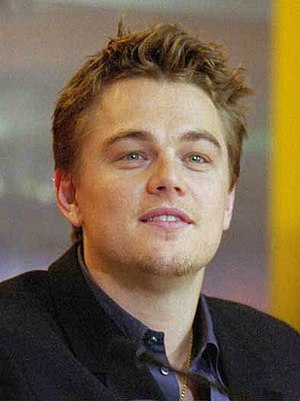 Leonardo DiCaprio during press conference on &...