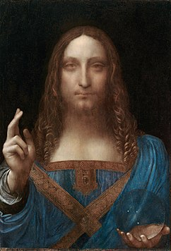 Leonardo da Vinci, Salvator Mundi, c.1500, oil on walnut, 45.4 × 65.6 cmFXD.jpg