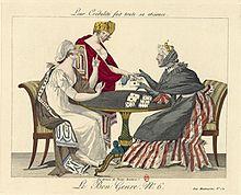 Cartomancie \u2014 Wikip\u00e9dia