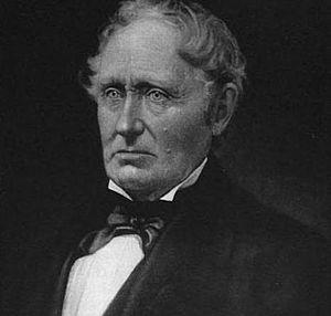 Lewis Ludington - Lewis Ludington, ca 1855