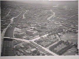 LewishamNSWAerial1930s