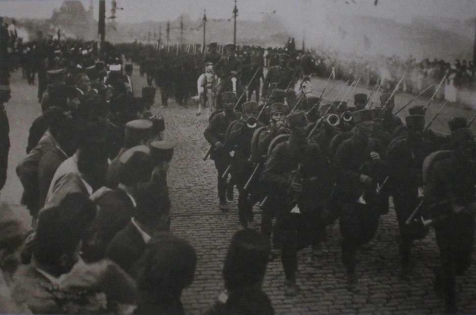 Liberation of Istanbul on October 6, 1923