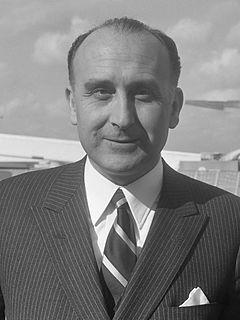 Licinio de la Fuente Spanish politician (1923-2015)
