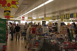 Discountwinkel wikipedia for Interieur winkel utrecht