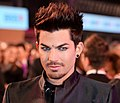 Life Ball 2013 - magenta carpet Adam Lambert 01.jpg
