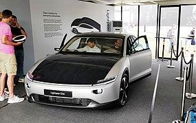 Solar Car Wikipedia