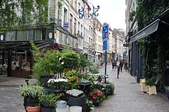 Image illustrative de l'article Rue de la Clef (Lille)