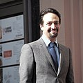Lin-Manuel Miranda Walk of Fame ceremony (32253127108).jpg