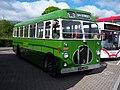 Lincolnshire bus 2485 Bristol SC4LK ECW OVL 494 Metrocentre rally 2009 (1).JPG
