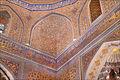 Lintérieur du Gour Emir (Samarcande, Ouzbékistan) (5639494817).jpg