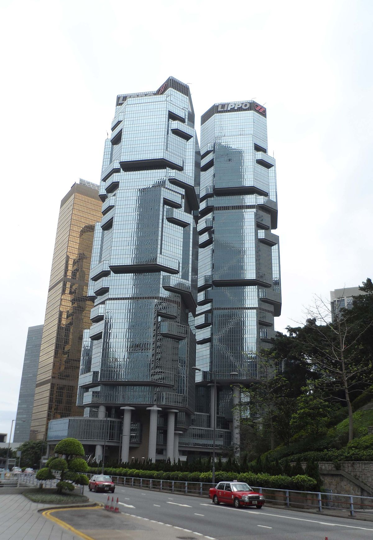 About lippo group