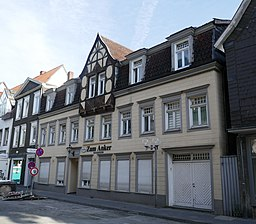 Brüderstraße in Soest