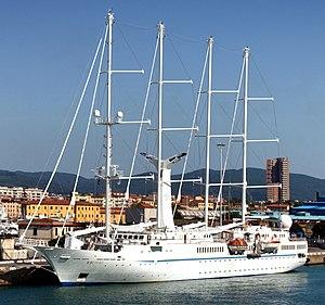 Windstar Cruises Wikipedia - Wind spirit