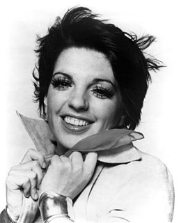 Liza Minnelli American actress and singer