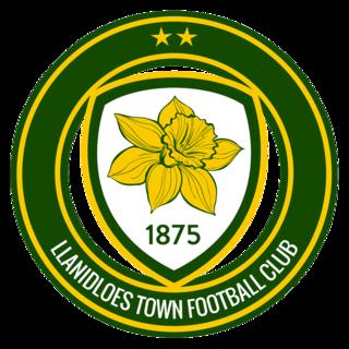 Llanidloes Town F.C. Association football club in Wales