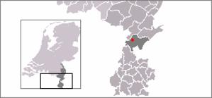 Echt, Netherlands - Image: Locatie Echt