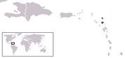 Antigua y Barbuda en el mundo
