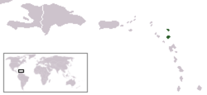 United Nations Security Council Resolution 492 - Location of Antigua and Barbuda