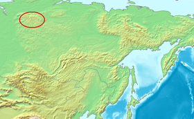 Location Putoran Mountains.PNG