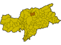 Location of Freienfeld (Italy).png