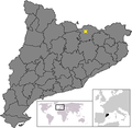 Location of Ribes de Freser.png
