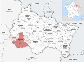 Arrondissement of Troyes Arrondissement in Grand Est, France