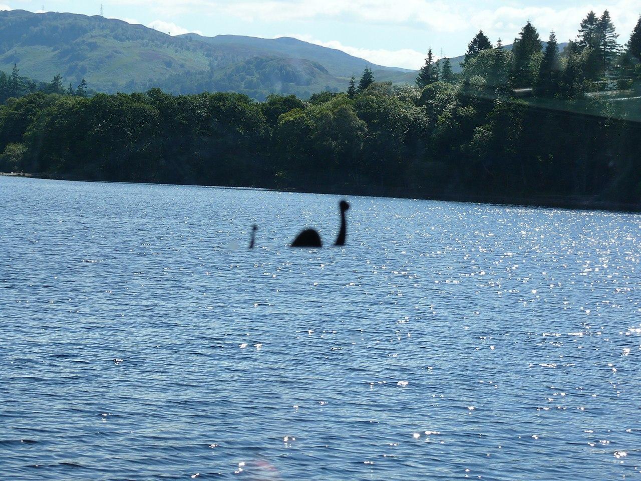 """Loch Ness """"Monster"""""""