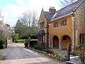 Lodge, Over Compton House - geograph.org.uk - 1704659.jpg