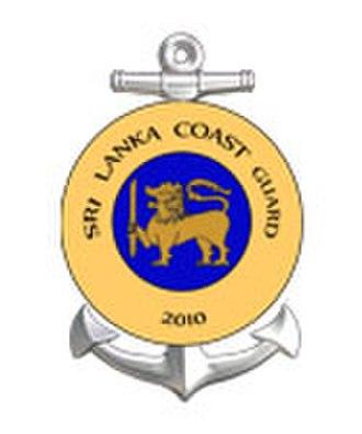 Sri Lanka Coast Guard - Image: Logo SLCG