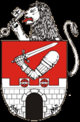 Loket (Sokolov District) - Image: Loket Sokolov znak