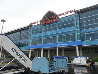 Lombok International Airport airport