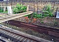 London-Woolwich, Clara Place, railroad 01.jpg