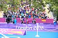 London 2012 Triathlon team (7805308258).jpg