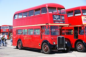 London Bus Company bus RT3871 (LLU 670), 2010 North Weald bus rally.jpg