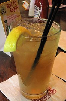 Photo of a Long Island Iced Tea