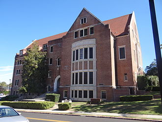 Florida State University College of Arts and Sciences - Longmire Building