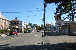 Looking South on Route 1A, Plainville MA.jpg