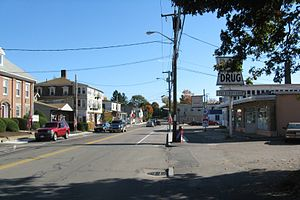 Plainville, Massachusetts - South Street